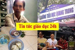 Tin tức giáo dục 24h: Lại thêm một vụ học sinh bị tát sưng mặt