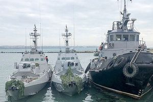 Số phận 3 tàu hải quân Ukraine bị Nga bắt giữ