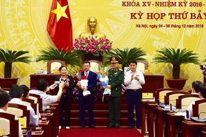 Hà Nội bầu bổ sung 2 chức danh Ủy viên UBND Thành phố