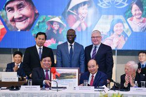 Thủ tướng: Việt Nam luôn cháy mãi khát vọng thịnh vượng