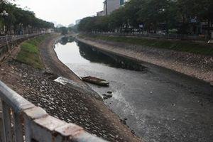 Đề xuất biến sông Tô Lịch thành sông Thames: Cận cảnh 'dòng sông chết'