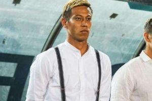 ĐT Campuchia đã có phán quyết về tương lai HLV Keisuke Honda?