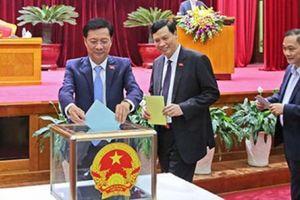 Bí thư tỉnh Quảng Ninh: Lấy phiếu tín nhiệm là cơ sở xem xét cán bộ