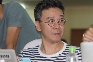 Phóng viên Hàn Quốc dự họp báo, đặt câu hỏi với HLV Park Hang-seo
