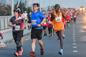 Giải Marathon quốc tế TP HCM Techcombank 2018: Kỷ lục, ấn tượng