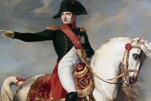 Nghi án gây sốc về cái chết của hoàng đế Napoleon