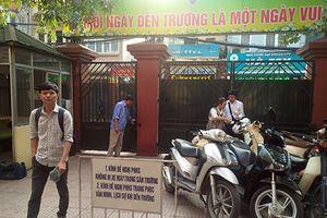 Hà Nội: Tạm đình chỉ cô giáo bắt học sinh tát bạn 50 cái