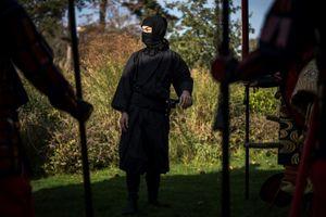 Hé lộ lời tuyên thệ của ninja Nhật Bản thời cổ đại