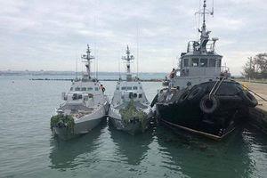 NATO kêu gọi Nga trả tự do tàu thuyền và thủy thủ đoàn của Ucraina