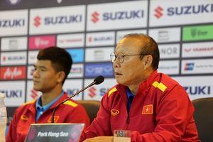 HLV Park Hang-seo không muốn lặp lại 'vết xe đổ' trong trận bán kết với Philippines