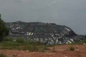 Đồng Nai: Lại 'vỡ' kế hoạch giảm tỷ lệ rác thải chôn lấp