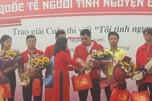 25 cá nhân hiến máu tình nguyện tiêu biểu được tôn vinh tại Ngày hội Quốc tế Người tình nguyện