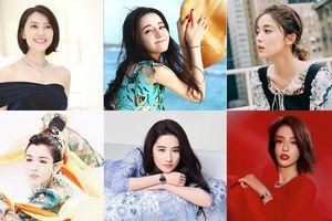 Những sao Trung Quốc nổi tiếng vì quá xinh đẹp