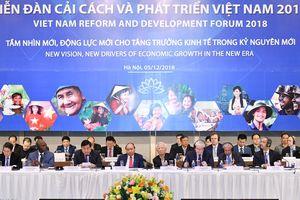 Thủ tướng: 'Hun đúc tinh thần khởi nghiệp không sợ hãi trong giới trẻ'