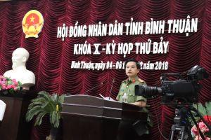 Giám đốc Công an Bình Thuận nói về nạn tín dụng đen