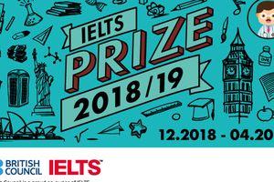 Hội đồng Anh bắt đầu nhận hồ sơ xét giải thưởng British Council IELTS