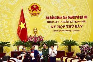 HĐND TP Hà Nội bầu bổ sung 2 Ủy viên UBND TP