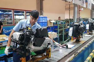 Các công nghệ hiện đại ở nhà máy Piaggio Việt Nam