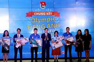 Cán bộ Đoàn PV GAS đạt Khuyến khích Olympic Tiếng Anh Khối DN