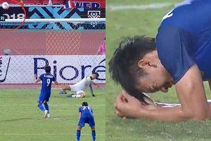 'Tội đồ' Adisak Kraisorn khiến Thái Lan thành cựu vương AFF Cup