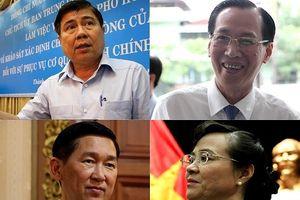 Công bố chi tiết mức tín nhiệm các thành viên lãnh đạo TP.HCM