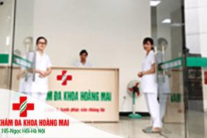 Sở Y tế Hà Nội đình chỉ Phòng khám đa khoa Hoàng Mai