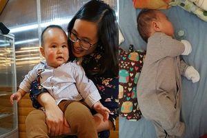Học lỏm bí quyết rèn con tự ngủ từ 1 tháng tuổi của mẹ Việt ở Cộng hòa Séc, con ngoan chóng lớn, mẹ nhàn tênh