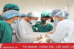 Thủ tục 'rào' chính sách mời chuyên gia y tế đào tạo, chuyển giao kỹ thuật