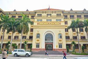 Đại học Y Hà Nội phải rà soát lại việc bổ nhiệm 60 viên chức