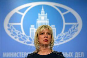 Nga tiếp tục bác cáo buộc vô căn cứ của Mỹ về INF