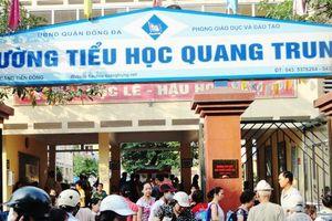 Cục Nhà giáo yêu cầu xác minh vụ cô giáo phạt tát học sinh ở Hà Nội
