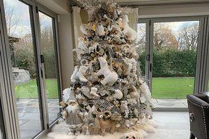 Sao tưng bừng chuẩn bị đón Giáng sinh