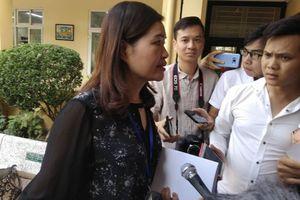 Hà Nội: Tạm đình chỉ cô giáo bị 'tố' cho học sinh lớp 2 tát bạn 50 cái