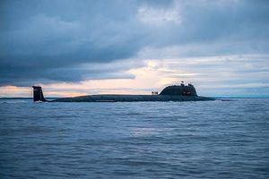 Cận cảnh tàu ngầm nguyên tử đa nhiệm Severodvinsk phóng thành công tên lửa Kalibr