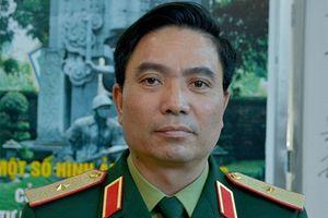 Miễn nhiệm Ủy viên UBND TP Hà Nội với Thiếu tướng Nguyễn Doãn Anh