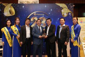 Vietravel lần thứ 2 nhận danh hiệu 'World's Leading Group Tour Operator 2018'