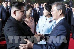 Lãnh đạo Hàn Quốc và Triều Tiên có thể gặp nhau vào cuối năm