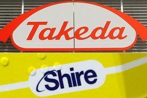 Takeda chi gần 60 tỷ USD mua lại đối thủ nước ngoài Shire