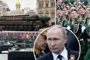 Mỹ ra 'tối hậu thư' với Nga về việc vi phạm hiệp ước hạt nhân