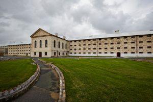 Chuỗi nhà tù Australia