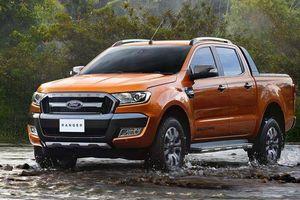 Ford Việt Nam triệu hồi hơn 17.000 xe Ranger và Fiesta lỗi khóa cửa