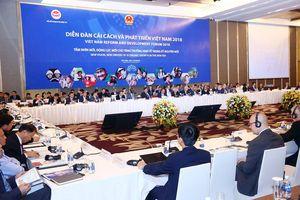Khai mạc Diễn đàn Cải cách và phát triển Việt Nam