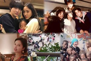Hwang Jung Eum đang ở Hà Nội, Han Ji Min - Nam Joo Hyuk, Jang Nara khoe tạo hình trong phim