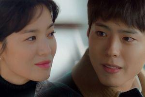 Học hỏi Park Bo Gum cách lấy nụ cười của Song Hye Kyo trong tập 3 'Encounter'