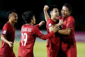Việt Nam đón tin vui về nhân sự trước trận tái đấu Philippines