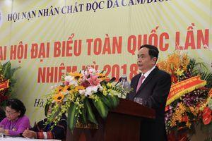 Khai mạc Đại hội đại biểu toàn quốc Hội Nạn nhân chất độc da cam/dioxin Việt Nam lần IV