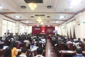 Kỳ họp thứ 7, HĐND tỉnh Thừa Thiên Huế khóa VII: Đã thu hút 34 dự án đầu tư với tổng vốn hơn 30.000 tỷ