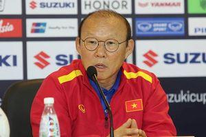 HLV Park Hang Seo cảnh tỉnh học trò, nhắc lại bài học năm 2014