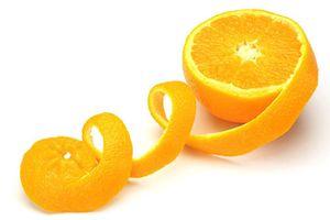 Công thức đánh bay gàu, làm mượt tóc từ vỏ bưởi và vỏ cam