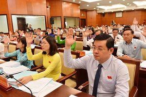 TP.HCM: Lấy phiếu tín nhiệm 30 cán bộ chủ chốt